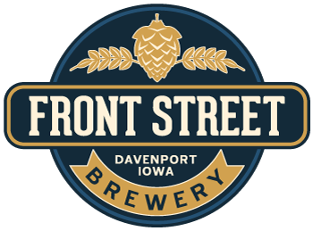 logo for Front Street Brewery Pub & Eatery
