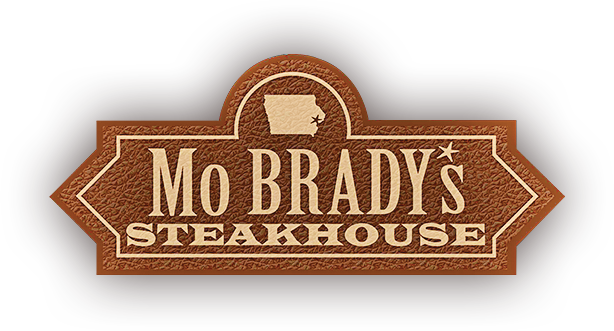 logo for Mo Brady's Steakhouse